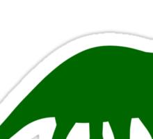 Brontosaurus / Apatosaurus Dinosaur Sticker