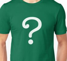 Question Mark - style 3 Unisex T-Shirt