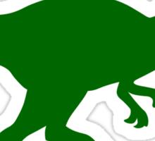 Allosaurus Dinosaurus Sticker