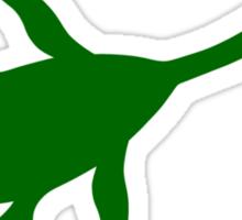 Plesiosaur Dinosaur Sticker
