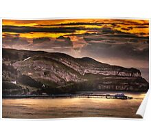 Great Orme Sunset Poster