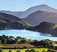 Llyn Gwynant, North Wales by KajayPhotoArt