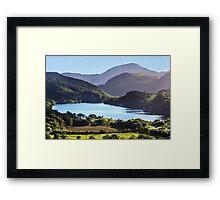 Llyn Gwynant, North Wales Framed Print