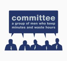 Committees by artpolitic