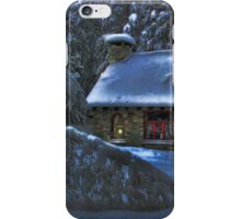 Moonlight on the Stone House iPhone Case/Skin