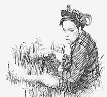 shinee jonghyun - aries by Helen W