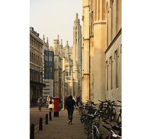 Cambridge Architecture Photographic Print