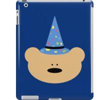 Teddy bear Wizard iPad Case/Skin