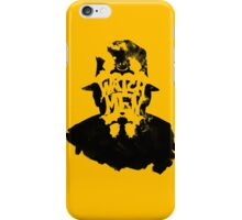 Watchmen - Rorschach Stain iPhone Case/Skin