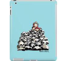 Desktop Warrior iPad Case/Skin