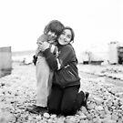 Faces of a Refugee Camp - Kowergosk #3 by Jacob Simkin