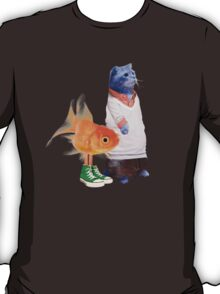 The Amazing World of Gumball in real life T-Shirt
