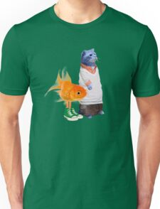 The Amazing World of Gumball in real life Unisex T-Shirt