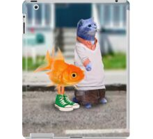 The Amazing World of Gumball in real life iPad Case/Skin