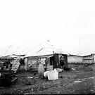 Faces of a Refugee Camp - Kowergosk #6 by Jacob Simkin