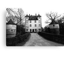 Nuremberg - Hummelstein Castle Canvas Print