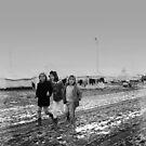 Faces of a Refugee Camp - Kowergosk #9 by Jacob Simkin