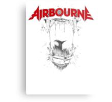 Airbourne - Black Dog Metal Print