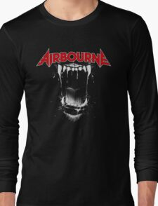 Airbourne - Black Dog Long Sleeve T-Shirt