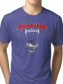 Airbourne - Black Dog Tri-blend T-Shirt