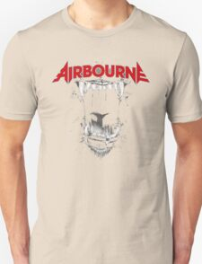 Airbourne - Black Dog Unisex T-Shirt