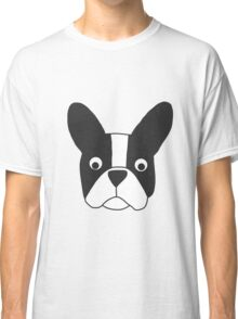 french bulldog sticker Classic T-Shirt