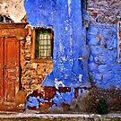 Old house in Vessa village by Hercules Milas