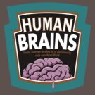 Human Brains by synaptyx