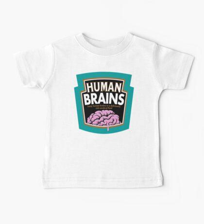 Human Brains Baby Tee