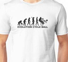 Evolution Cycle ball Unisex T-Shirt