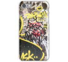 Colourful Graffiti Phone Case iPhone Case/Skin