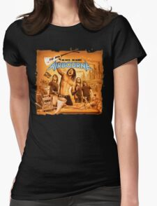 Airbourne - No Guts, No Glory Womens Fitted T-Shirt