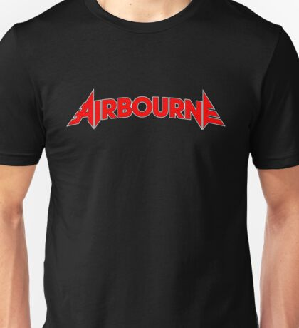 Airbourne (title) Unisex T-Shirt