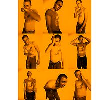 Ewan McGregor - Trainspotting Photographic Print