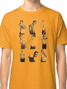 Ewan McGregor - Trainspotting Classic T-Shirt
