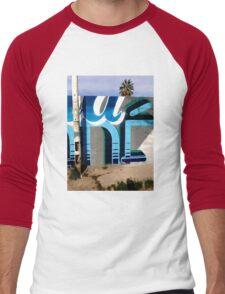 Urban Graffiti T-Shirt Men's Baseball ¾ T-Shirt