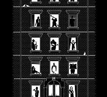Neighbours Noir by Goto75