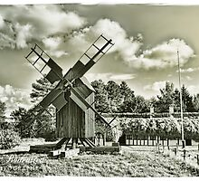 Mill on a stick by © Kira Bodensted