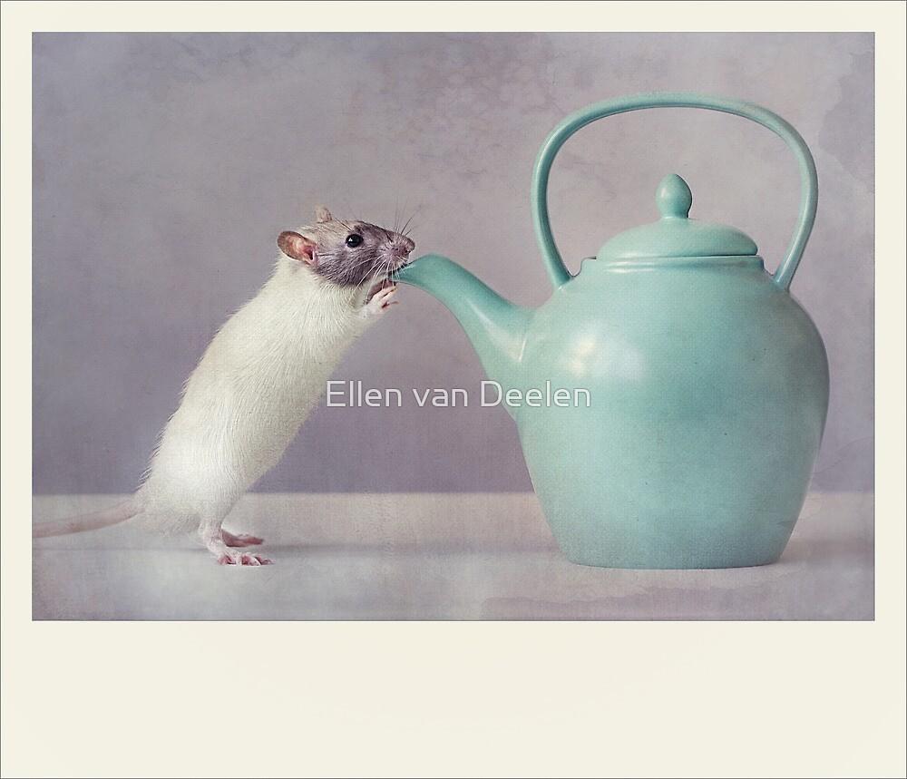 Time for tea by Ellen van Deelen