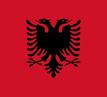 FLAGS OF THE WORLD / A-F / Albania by yolopro