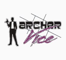 Archer Vice by HalfFullBottle