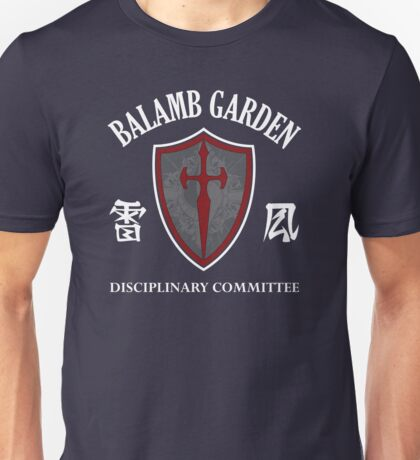 The Disciplinary Committee Unisex T-Shirt