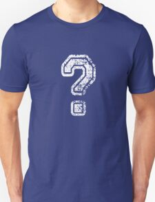 Question Mark - style 5 T-Shirt
