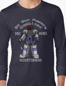 Nintendo Megazord Long Sleeve T-Shirt