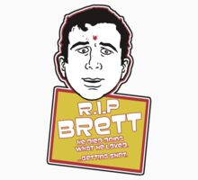 Archer - RIP Brett by HalfFullBottle