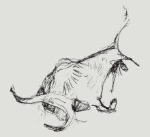 Bull by peterpeter