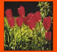 tulip impressions (square) Kids Clothes