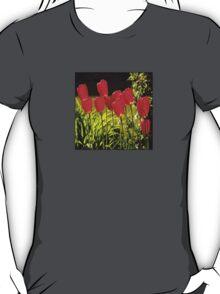 tulip impressions (square) T-Shirt