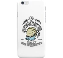 Helix Fossil University 2 iPhone Case/Skin