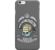 Helix Fossil University iPhone Case/Skin